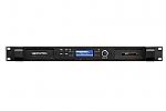IPD 1200 PA versterker 2x 600 Watt  met ingebouwde DSP