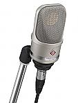 TLM 107 studiomicrofoon, nikkel