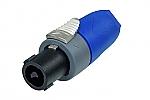 NL 2 FX Speakonplug 2-polig