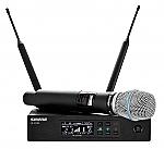 QLX D24 - B87A draadloze zangmicrofoon met digitale overdracht