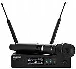 QLX D24 - KSM9 draadloze zangmicrofoon met digitale overdracht