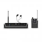 U306 IEM HP in-ear monitoring systeem compleet, 655-679 MHz