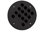 CRP 314 blindplaat met 14x D-size hole voor Procab CDM-310