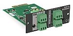 MMP 40 weergave en opname insteekmodule voor XMP44