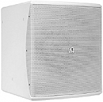 BASO 10/W subwoofer - 225 Watt - Wit