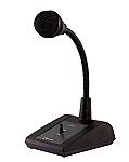 PDM 200 omroepmicrofoon voor Audac COM6/12/24 versterker