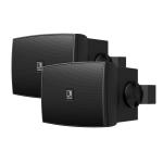 WX 502 MKII B opbouw luidspreker 50W zwart, set van 2