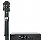 QLX D24 - KSM8 draadloze zangmicrofoon met digitale overdracht