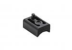Klemblokje voor microfoonstatief, buisdiameter 16mm