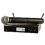 BLX 24R - SM58 K14 zangmicrofoon inclusief rackmount