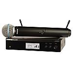 BLX 24R - BETA58 K14 zangmicrofoon inclusief rackmount
