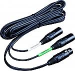 DTP40 trs kabel voor Lewitt DTP640 - 1,5m