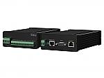 AMP 523 MKII mini versterker 2x15W met 5 inputs en webinterface