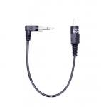 kabel voor Sennheiser zendersysteem 3,5mm mini-jack