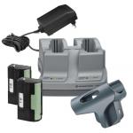 CHG 1 complete oplaadkit voor EW-serie (accu-houder-lader-voeding)