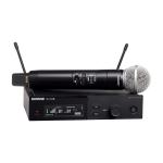SLXD24/SM58 handzender systeem met SM-58 microfoon