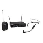 SLXD24/SM35 draadloze headsetmicrofoon met SM35 headset