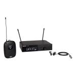 SLXD14/85 draadloze dasspeldmicrofoon met WL185 rever