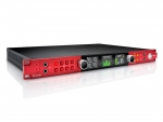 Red 8PRE audio interface 64/64 met DANTE - 2x thunderbolt