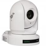 P200W PTZ camera met 30x zoom en HDMI, SDI en NDI - kleur wit