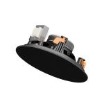 Cira 524/B Plafond luidspreker - zwart - 100V - 30 Watt