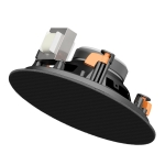 Cira 824/B Plafond luidspreker - zwart - 100V - 40 Watt