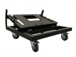 Transport Dolly en groundstackframe voor 3 stuks L-Acoustics A15