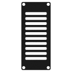 CASY102/B ventilatiemodule voor CASY-chassis
