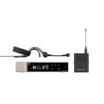 EW-D ME3 draadloze headset in range S1-7 (606.2 - 662 MHZ)