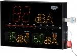 SPL-D3 geluidsdrukmeter met logger inclusief meetmicrofoon