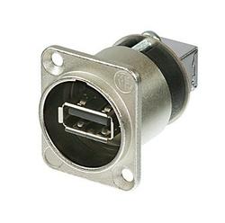 NA USB-W USB chassisdeel doorvoer