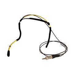 ME 3 EXTREME yellow Headset voor Sport met 3,5mm plug
