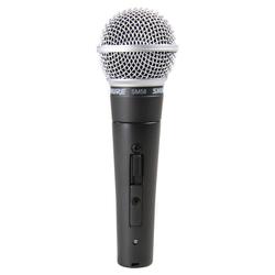 SM 58 SE zangmicrofoon dynamisch met schakelaar