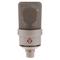 TLM 103 grootmembraan studiomicrofoon, nikkel
