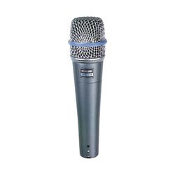 BETA 57A microfoon voor instrumenten en vocals