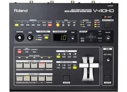 V-40HD videomixer 4-kanaals FULL HD