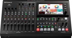 VR-50 HD MK2 videomixer FULL HD met audio en streaming