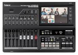 VR-50 HD videomixer FULL HD met audio en streaming