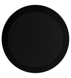 Audac cs75 b plafond luidspreker zwart 100v 30 watt snel en goedkoop bij - Plafond geverfd zwart ...