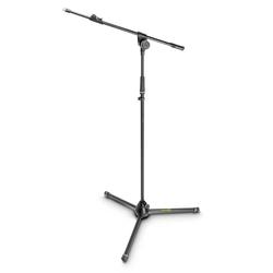 MS4321B hoog microfoonstatief met 2-delige hengel