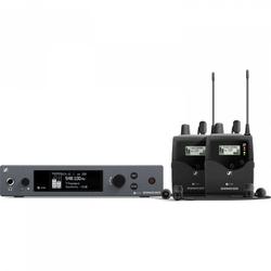 EW IEM G4 B TWIN In-ear Monitoring Set