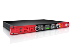 Red 8PRE audio interface 64/64 met DANTE - 2x thunderbolt