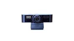 PT-WEBCAM-80-V2 webcam 1920x1080 met ingebouwde microfoon